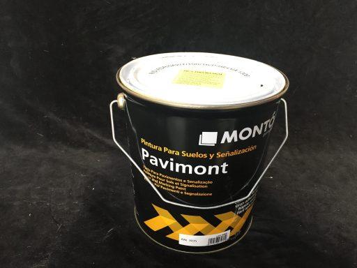 Peinture polyurethane mono composante pour sol