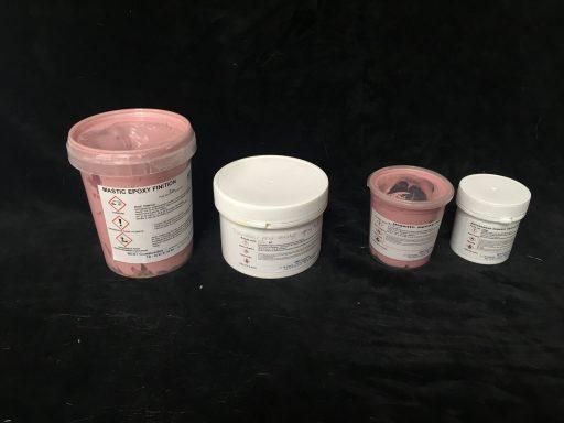 Resine Mastic epoxy strat et collage